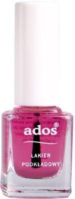 Smalto-base per rafforzare e proteggere le unghie - Ados — foto N1