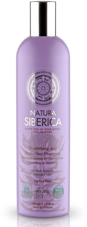 Shampoo protettivo idratante per capelli secchi - Natura Siberica