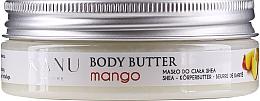"Profumi e cosmetici Burro corpo ""Mango"" - Kanu Nature Mango Body Butter"