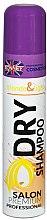 Profumi e cosmetici Shampoo a secco per capelli biondi - Ronney Dry Shampoo Blonde & Light
