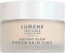 Profumi e cosmetici Crema idratante con effetto fondotinta - Lumene Invisible Illumination Fresh Skin Tint