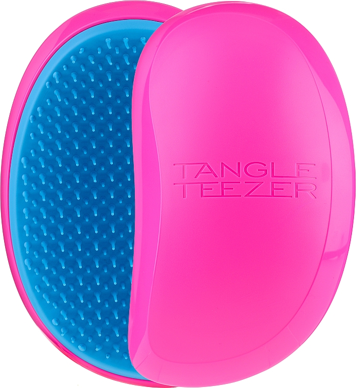 Spazzola per capelli - Tangle Teezer Salon Elite Pink&Blue