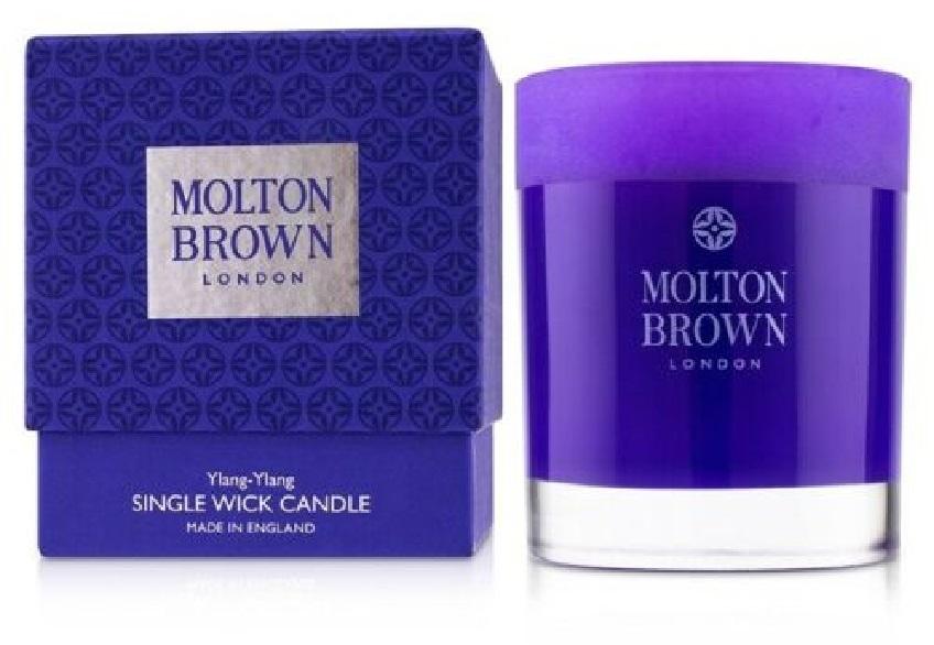 Molton Brown Ylang-Ylang Single Wick Candle - Candela profumata — foto N1
