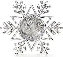 Profumi e cosmetici Portacandele - Yankee Candle Twinkling Snowflake Tea Light Holder