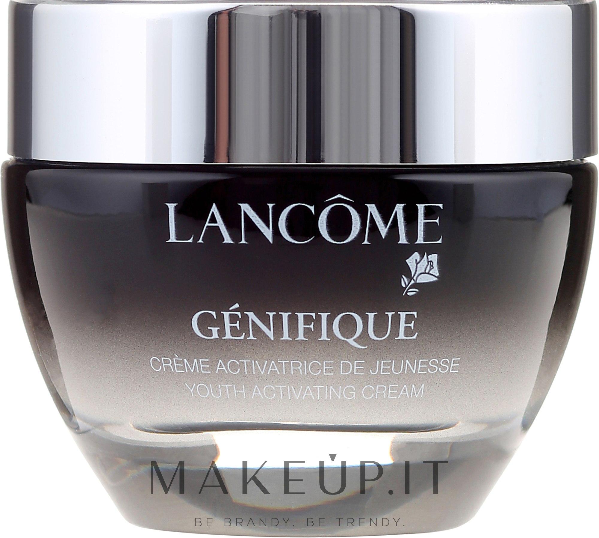 Crema-attivatore della giovinezza per viso - Lancome Genifique Creme — foto 50 ml