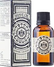 Profumi e cosmetici Olio da barba - Dear Barber Shave Oil