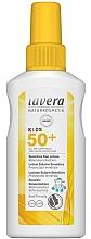Profumi e cosmetici Spray solare per bambini - Lavera Kids Sensitive Sun Spray SPF 50