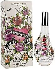 Profumi e cosmetici Jeanne Arthes Love Generation Rock - Eau de Parfum