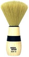 Profumi e cosmetici Pennello parrucchiere, 954 S - Nishman