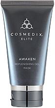Profumi e cosmetici Gel-maschera viso rivitalizzante con poliidrossiacidi - Cosmedix Awaken Replenishing Gel Mask