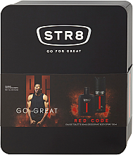 Profumi e cosmetici STR8 Red Code - Set (edt/50ml + deo/150ml)