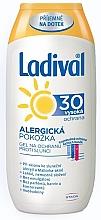 Profumi e cosmetici Lozione-gel per pelli sensibili - Ladival SPF30