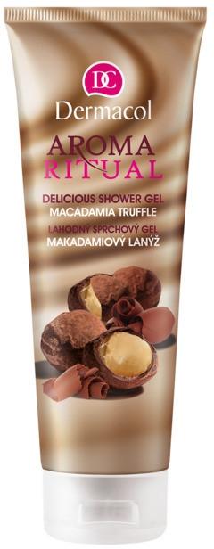 "Gel doccia ""Macadamia e tartufo"" - Dermacol Aroma Ritual Shower Gel"