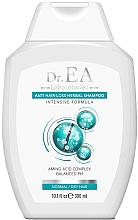 Profumi e cosmetici Shampoo anticaduta per capelli normali e secchi - Dr.EA Anti-Hair Loss Herbal Shampoo