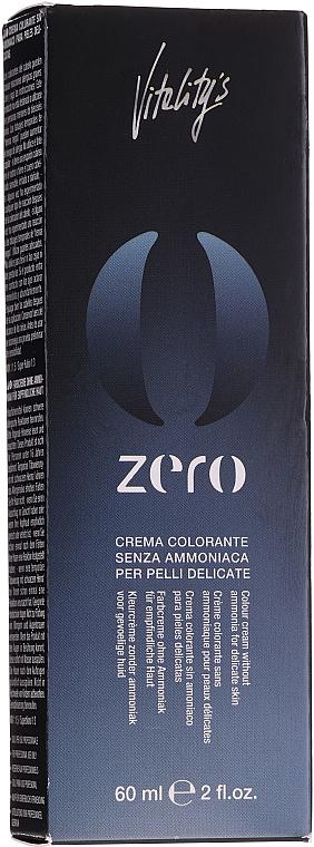 Tinta-crema persistente senza ammoniaca - Vitality's Zero