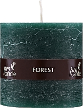 Profumi e cosmetici Candela naturale, 7,5 cm - ProCandle Forest Glade Candle