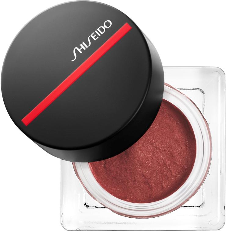 Blush-velo - Shiseido Minimalist Whipped Powder Blush