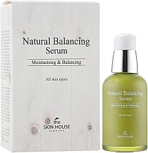 Profumi e cosmetici Siero riequilibrante cutaneo - The Skin House Natural Balancing Serum