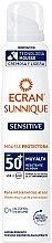 Profumi e cosmetici Mousse solare - Ecran Sun Lemonoil Sensitive Mousse SPF50+