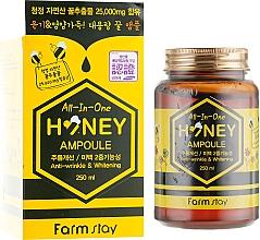 Profumi e cosmetici Siero viso multifunzionale al miele - FarmStay All-In-One Honey Ampoule