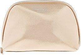 Profumi e cosmetici Beauty case, oro - Jimmy Choo Make Up Pouch Gold