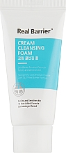 Profumi e cosmetici Schiuma detergente cremosa - Real Barrier Cream Cleansing Foam