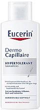 Profumi e cosmetici Shampoo anti irritazioni - Eucerin DermoCapillaire Hypertolerant Shampoo