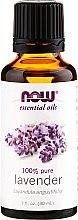 Profumi e cosmetici Olio esenziale di lavanda - Now Foods Lavender Essential Oils