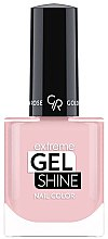 Profumi e cosmetici Smalto unghie - Golden Rose Extreme Gel Shine Nail Color
