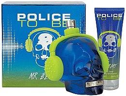 Profumi e cosmetici Police To Be Mr Beat - Set (edt/75ml + sh/gel/100ml)