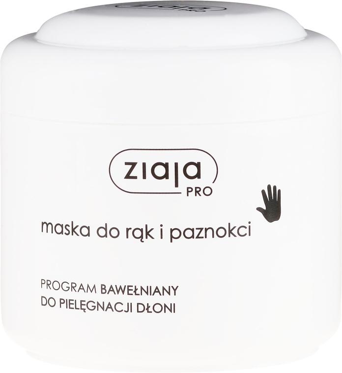 Maschera mani e unghie - Ziaja Pro Hand and Nail Mask