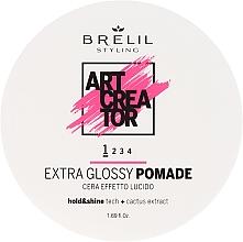 Profumi e cosmetici Rossetto ultra-lucido - Brelil Art Creator Extra Glossy Pomade
