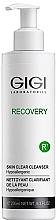 Profumi e cosmetici Gel detergente viso - Gigi Recovery Skin Clear Cleanser