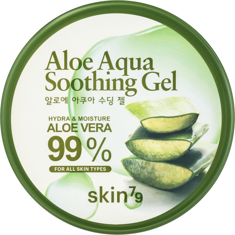 Gel multifunzionale - Skin79 Aloe Aqua Soothing Gel