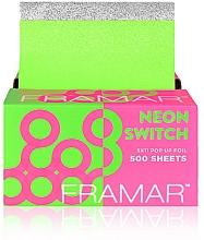 Profumi e cosmetici Lamina con goffratura - Framar Pop-Ups Neon Switch