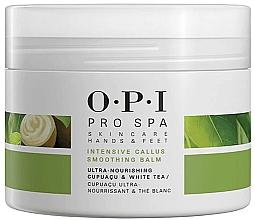 Profumi e cosmetici Balsamo emolliente per i piedi - O.P.I ProSpa Skin Care Hands&Feet Intensive Callus Smoothing Balm