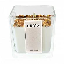 Profumi e cosmetici Candela profumata naturale - Ringa Oud With Amber Candle