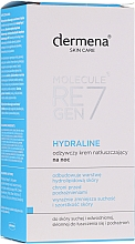 Profumi e cosmetici Crema idratante e nutriente da notte - Dermena Skin Care Hydraline Night Cream