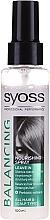 Profumi e cosmetici Spray per capelli - Syoss Balancing Spray