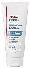 Profumi e cosmetici Shampoo seboassorbente per capelli grassi - Ducray Argeal Sebum-Absorbing Shampoo