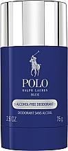 Profumi e cosmetici Ralph Lauren Polo Blue - Deodorante