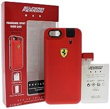 Profumi e cosmetici Ferrari Scuderia Ferrari Red - Set (edt/ref/25ml + case)
