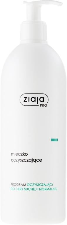 Latte detergente viso - Ziaja Pro Cleansing Milk