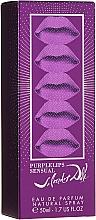 Profumi e cosmetici Salvador Dali Purplelips Sensual - Eau de Parfum