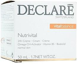 Profumi e cosmetici Crema nutriente 24 h - Declare Nutrivital 24 h Cream