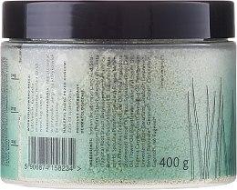 Polvere da bagno con spirulina - Hagi Bath Puder — foto N2