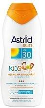 Profumi e cosmetici Latte solare per bambini - Astrid Sun Kids Milk SPF 30
