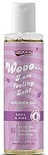 Profumi e cosmetici Gel doccia - Wooden Spoon I am feeling Zen! Shower Gel