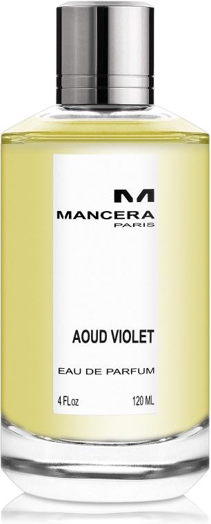 Mancera Aoud Violet - Eau de Parfum
