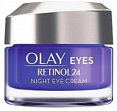 Profumi e cosmetici Crema contorno occhi, da notte - Olay Regenerist Retinol24 Nigh Eye Cream